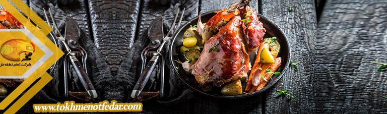 گوشت قرقاول